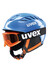 UVEX Junior Set - Casque de ski Enfant - bleu